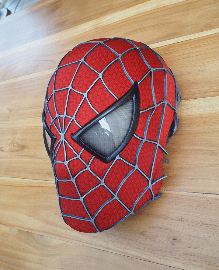 Fan Made Spider Man Costume