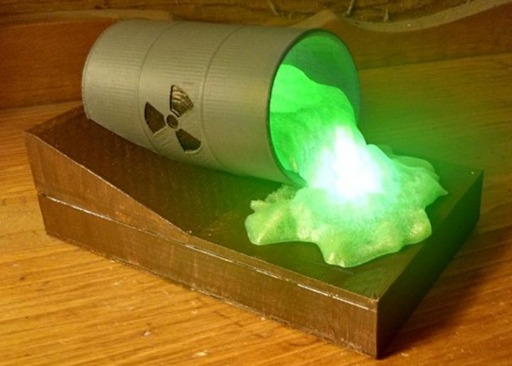 Battery Operated Led Art Light