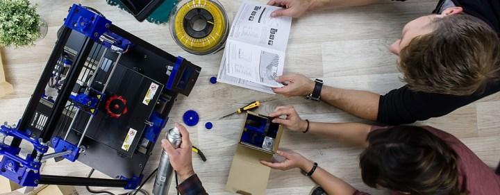Workshops, compra tu impresora en Kit y aprende a montarla con nosotros.