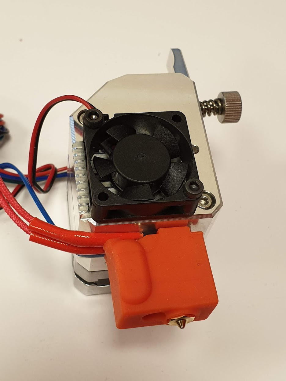 All-Metal BMG Direct-Drive Extruder