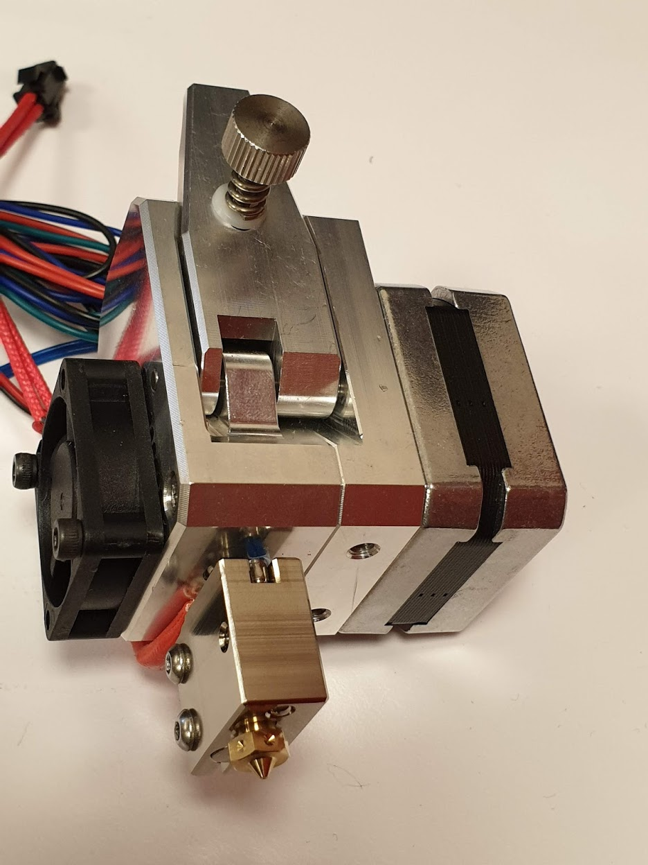 All Metal BMG Direct Drive Extruder 5 | All-Metal BMG Direct Drive Extruder - My New Favorite