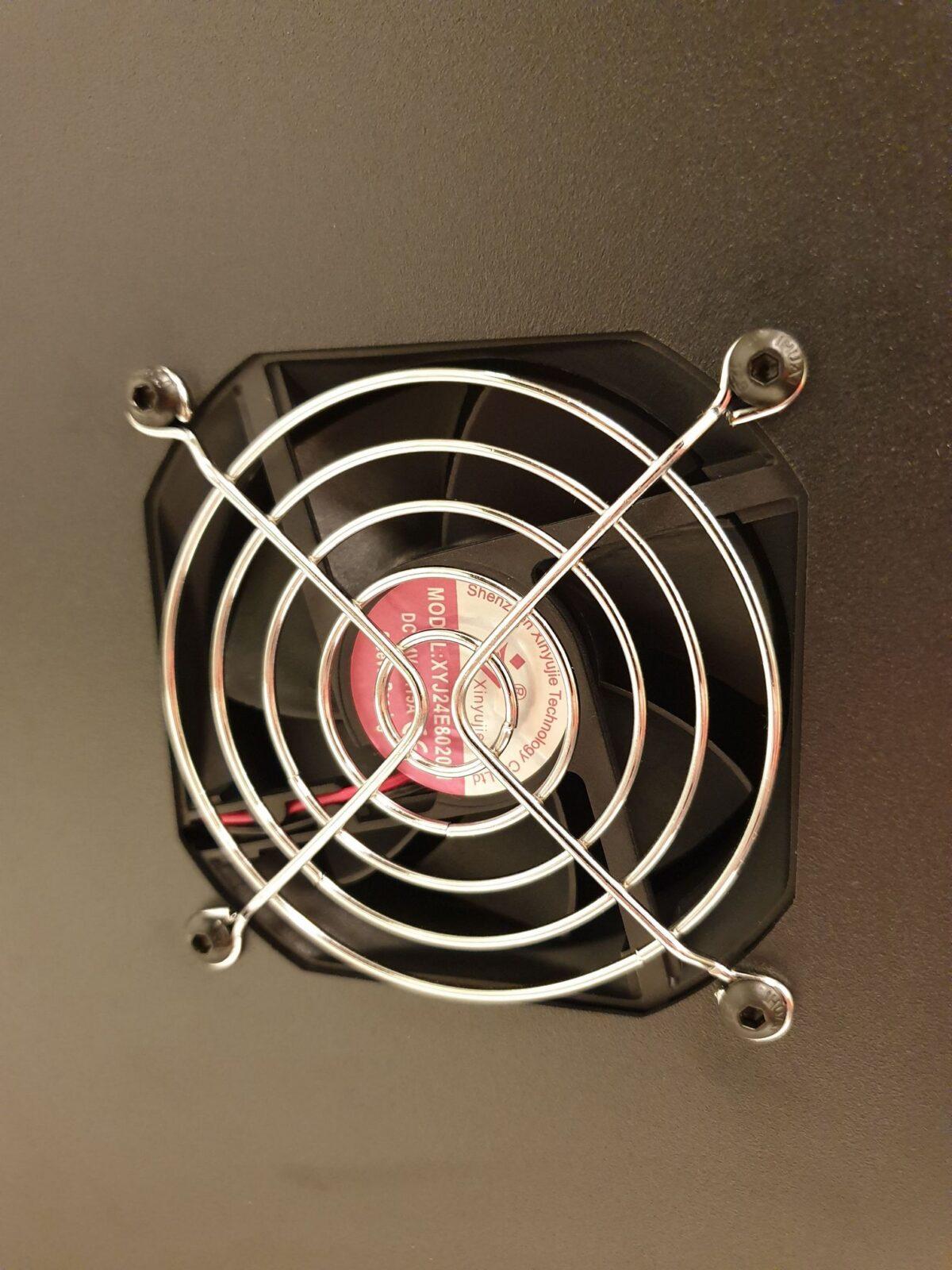 Artillery X1 bottom Fan