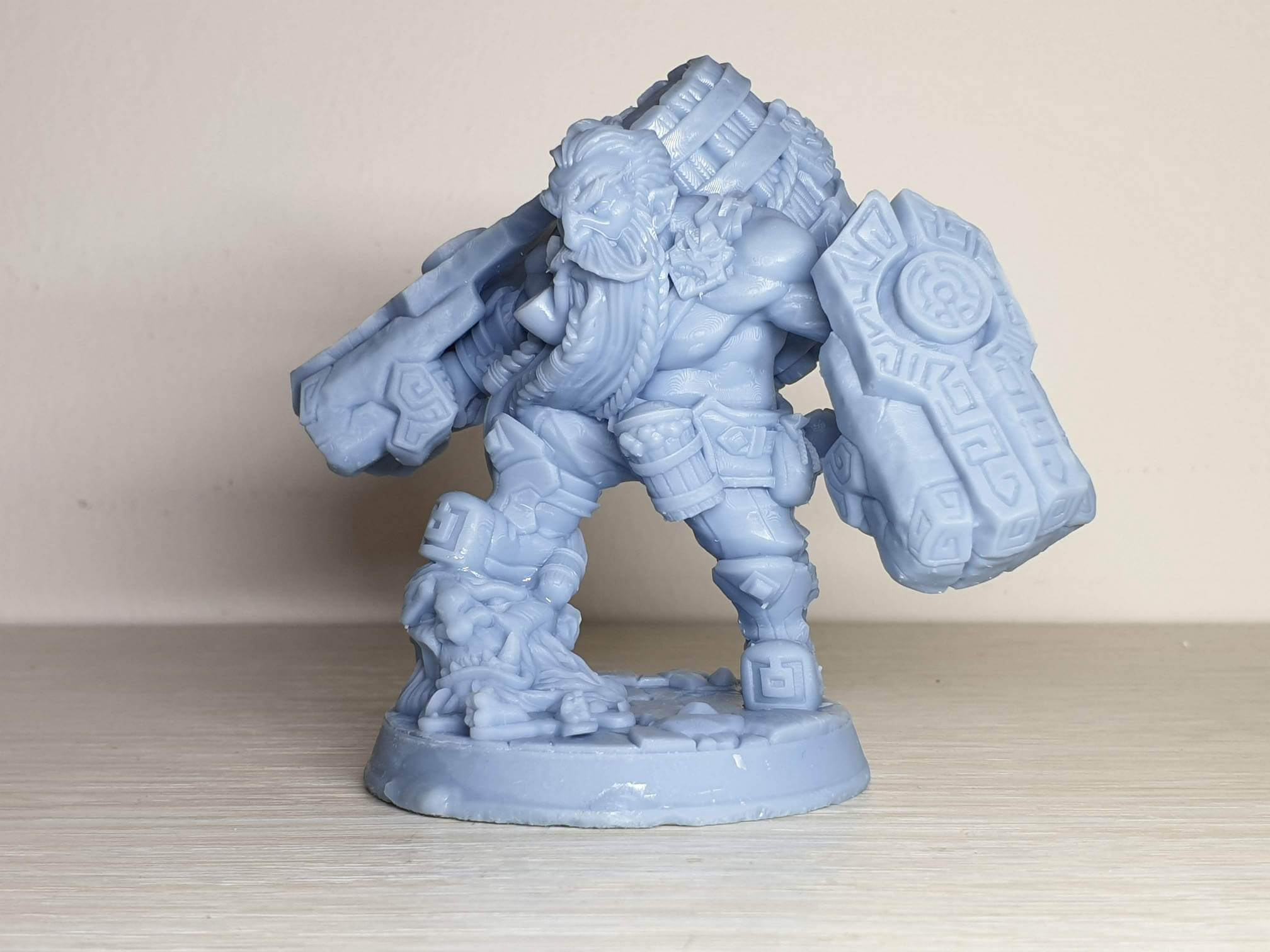 Gino the Brewmaster - budget resin printer (6)