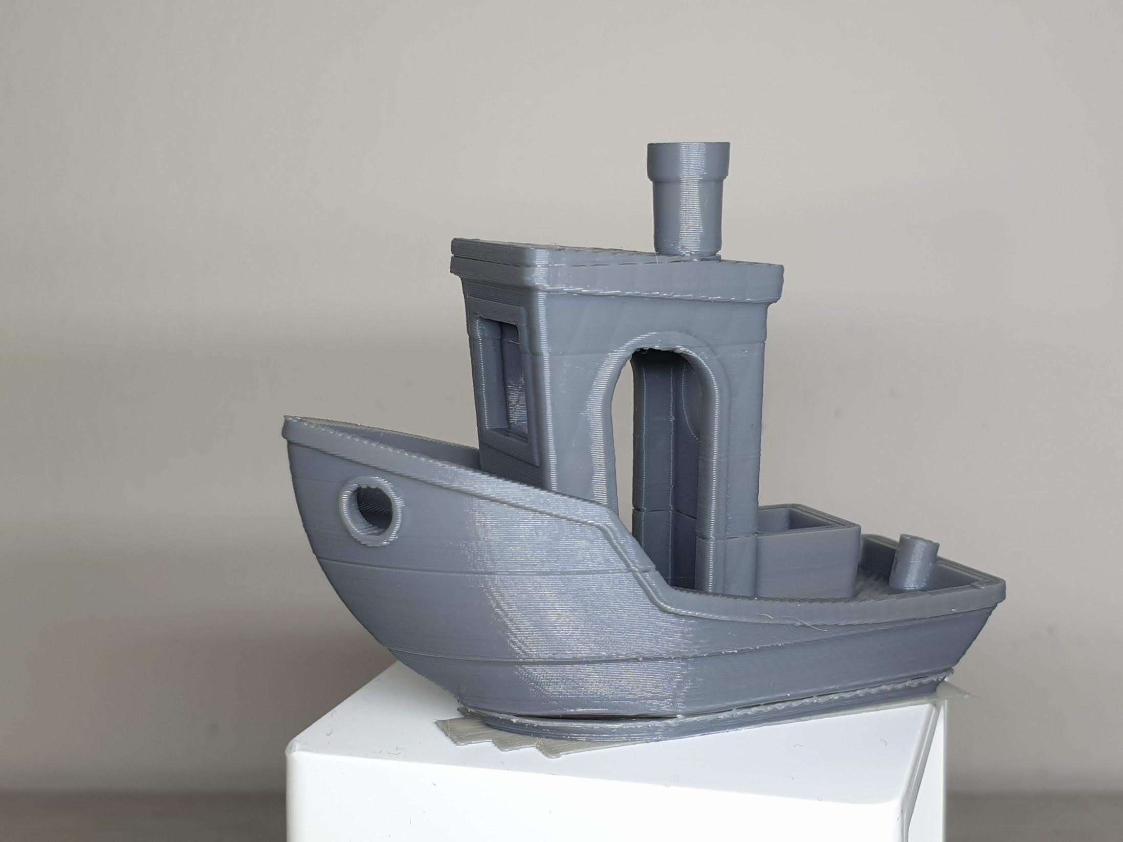 3D Benchy 3 1 | Cube2 Mini Review - 3D Printer for Kids