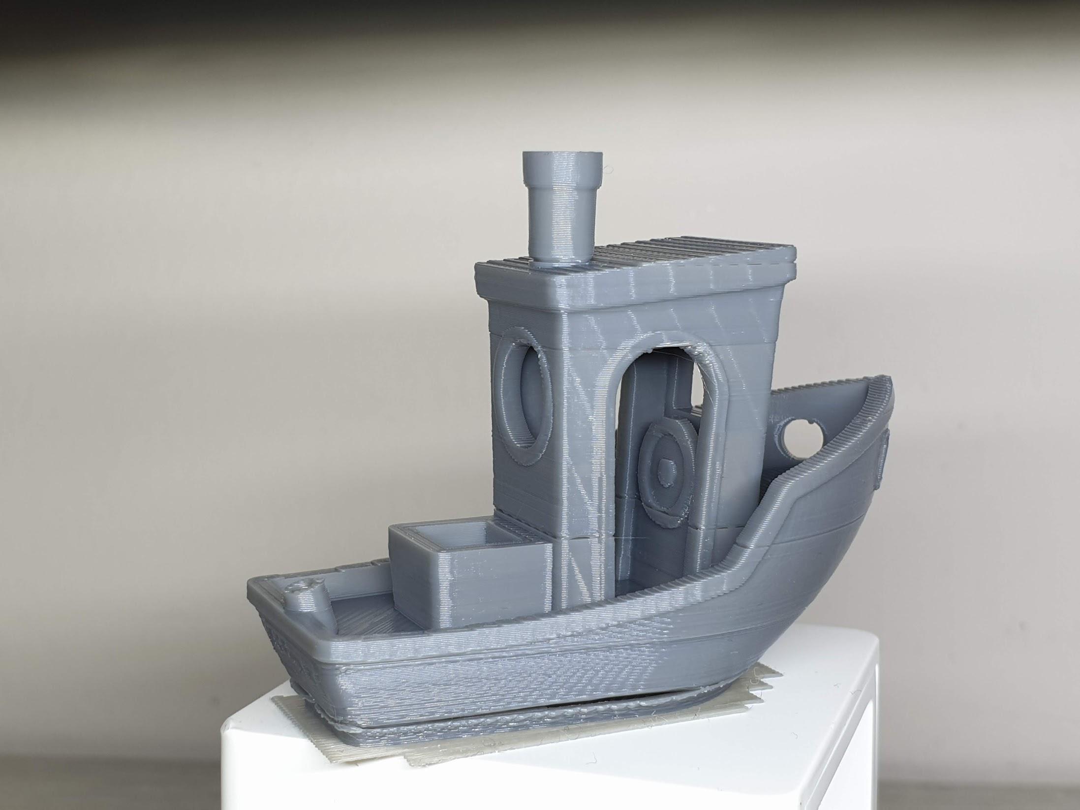 3D Benchy 5 | Cube2 Mini Review - 3D Printer for Kids