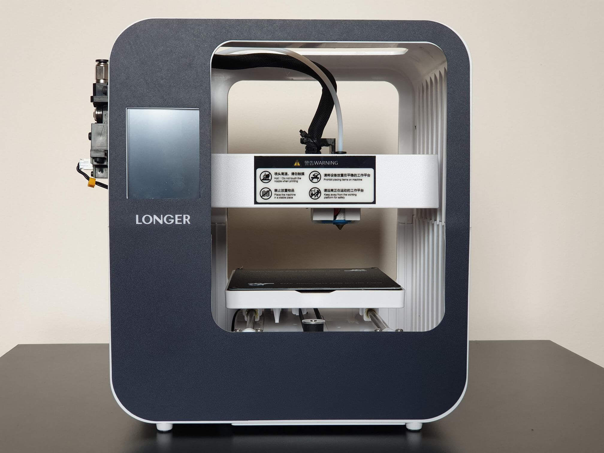 Longer 2 Mini Design 2 | Cube2 Mini Review - 3D Printer for Kids
