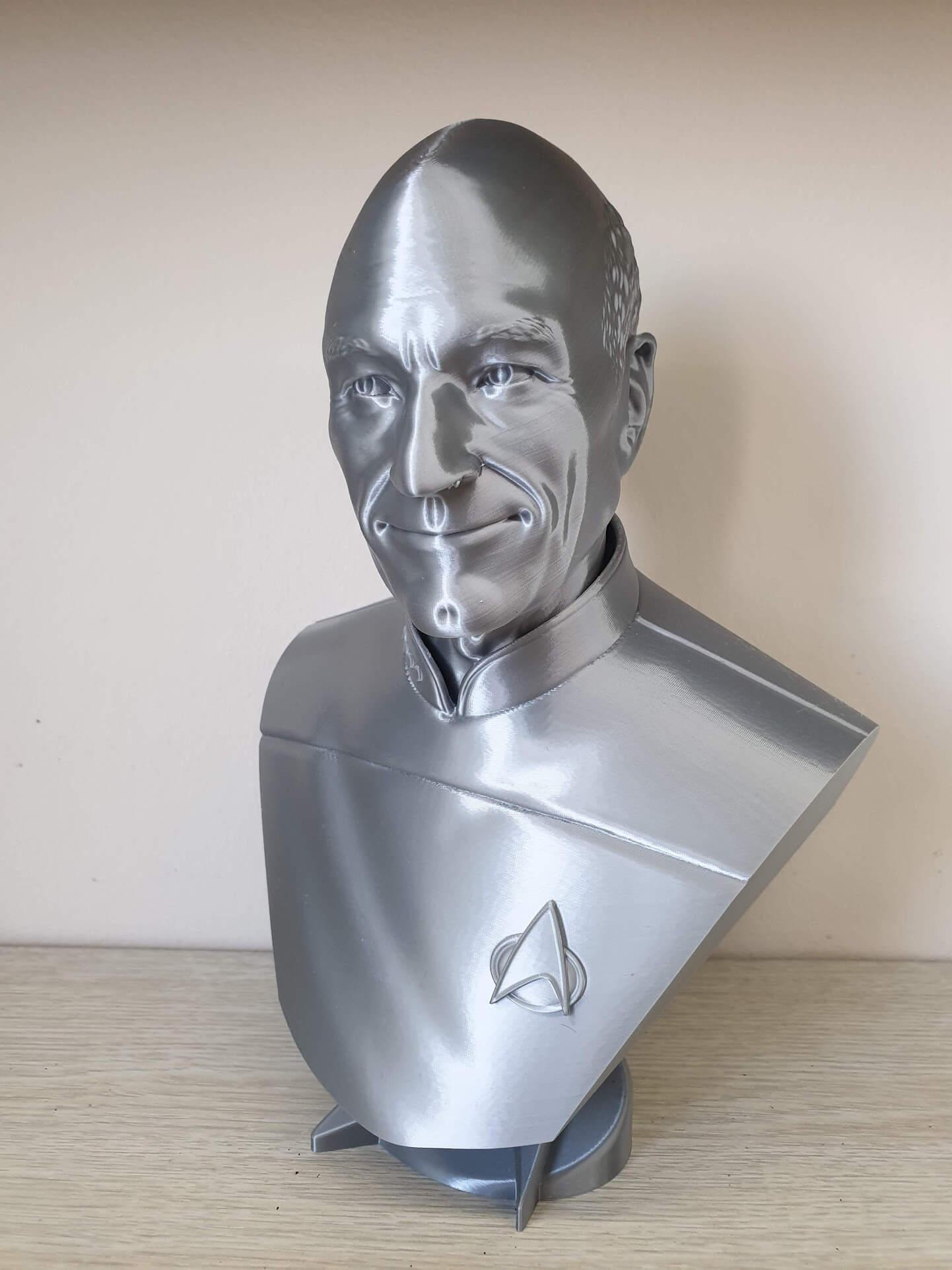 Jean Luc Picard Eastman