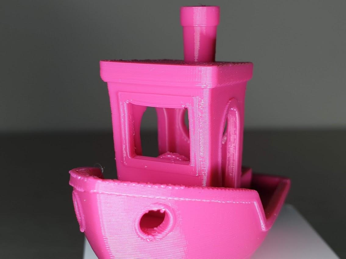 TPU 3D Benchy 6