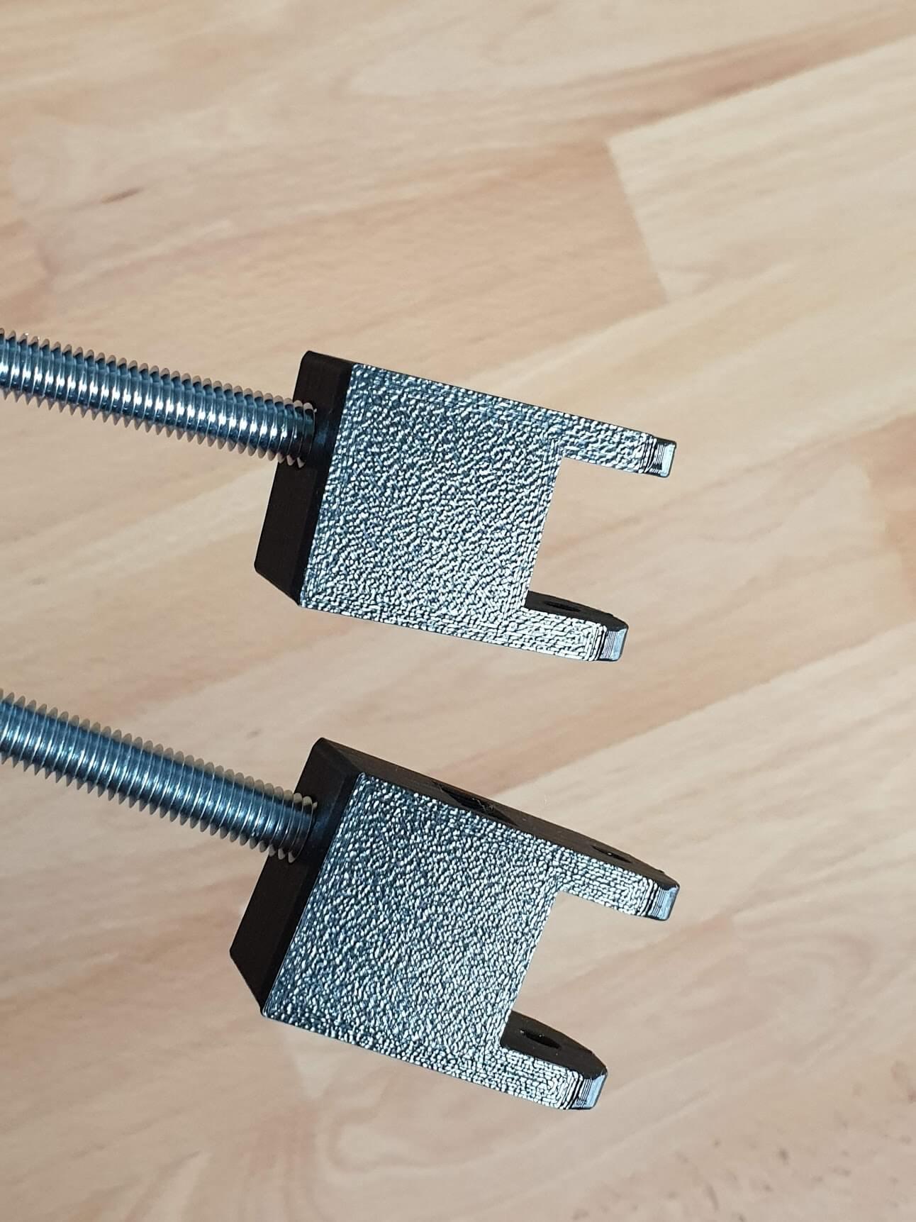 Z Axis Brace - Sidewinder X1 Upgrades