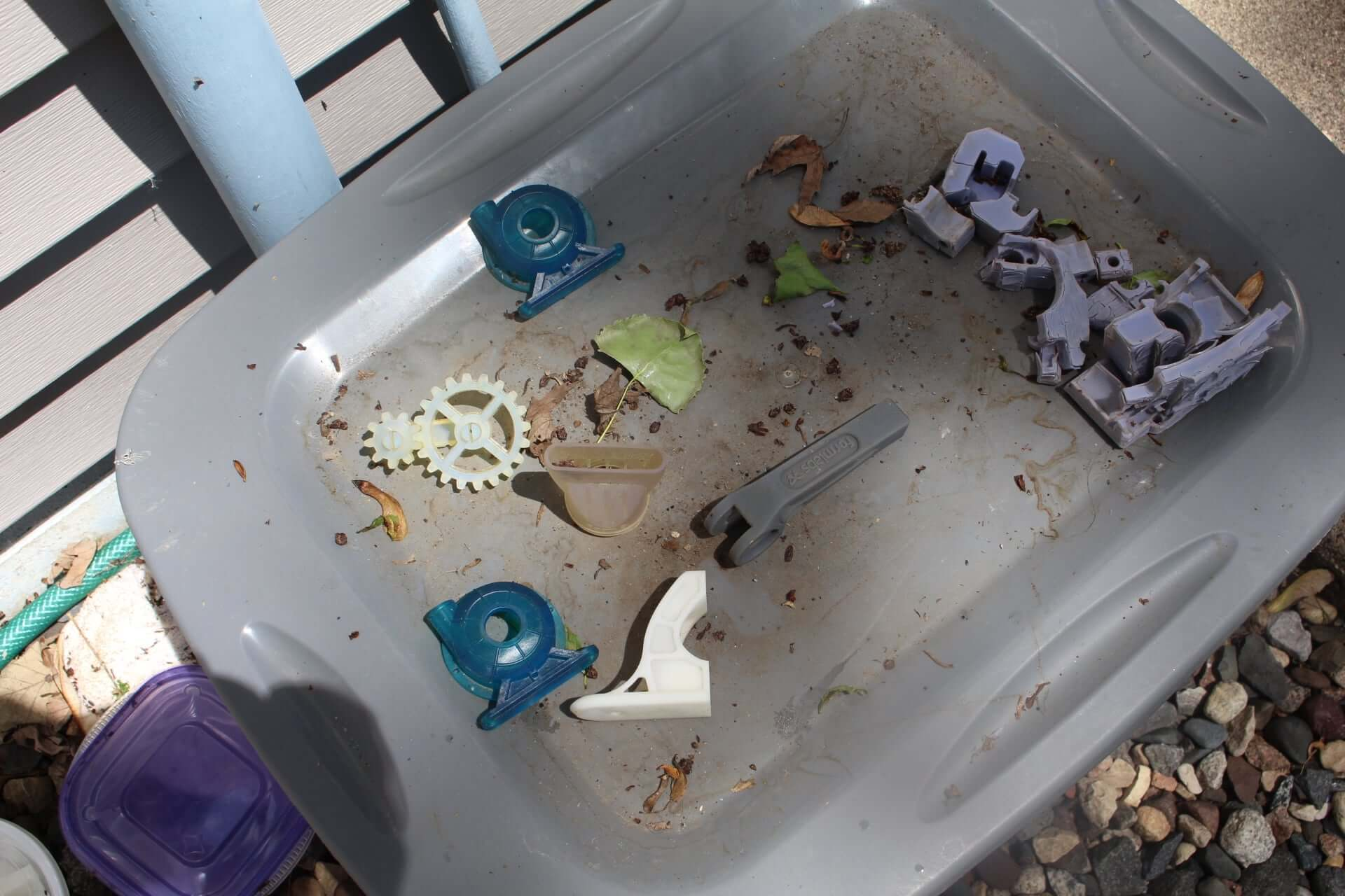 Other Elegoo Water Washable resin tests 1 | ELEGOO Water Washable Resin Review