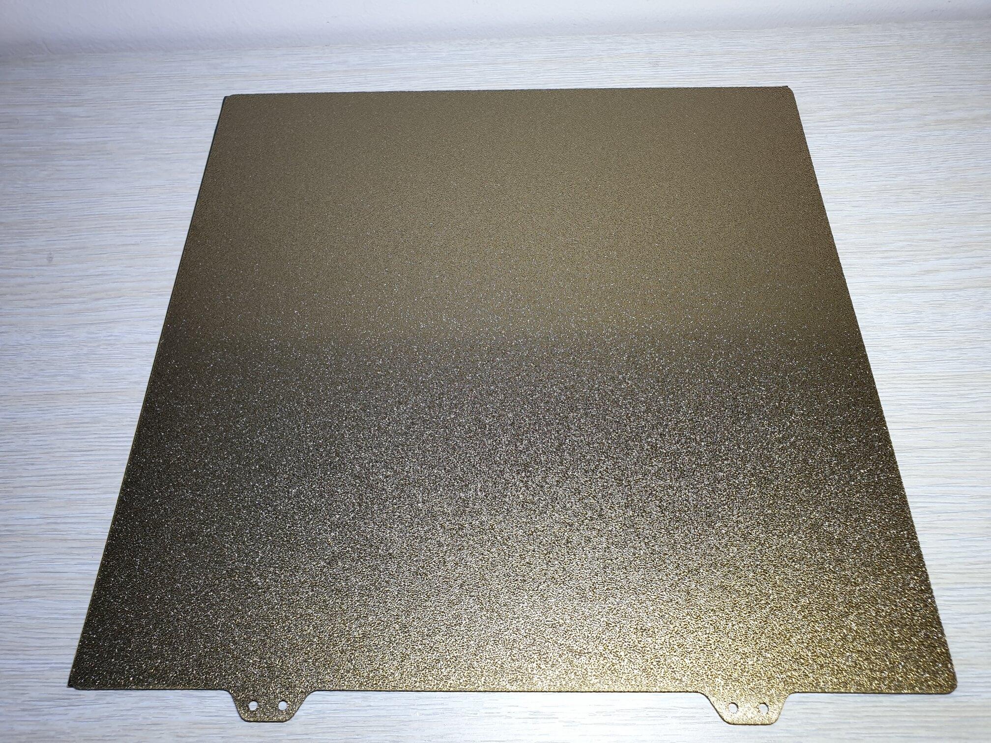 Textured PEI Powder Steel Plate from Banggood 2 | Textured PEI Powder Steel Plate from Banggood