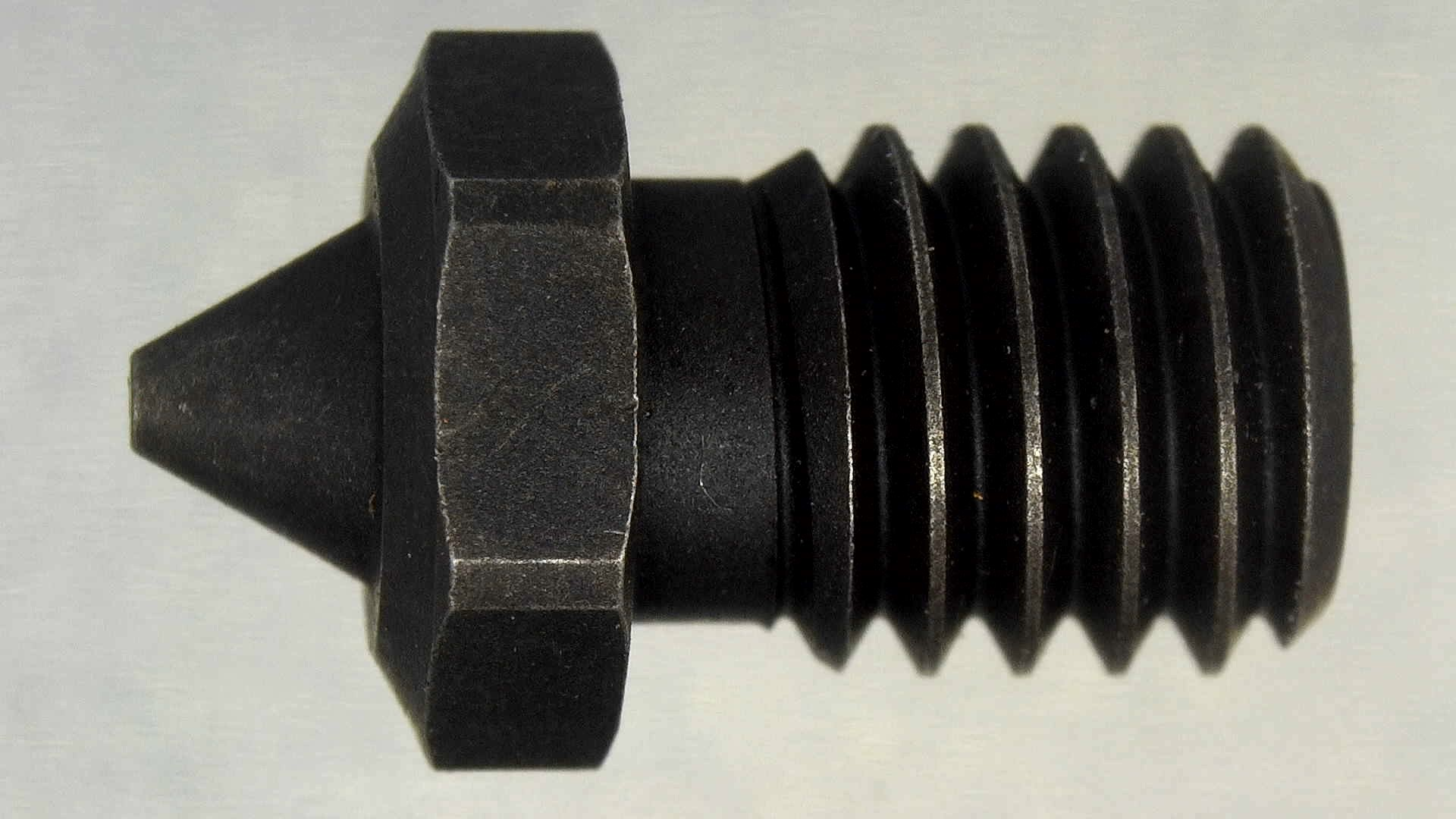 Mellow-NF-V6-Sharp-A2-Hardened-Steel-Nozzle-2-3D Printer Nozzle Comparison