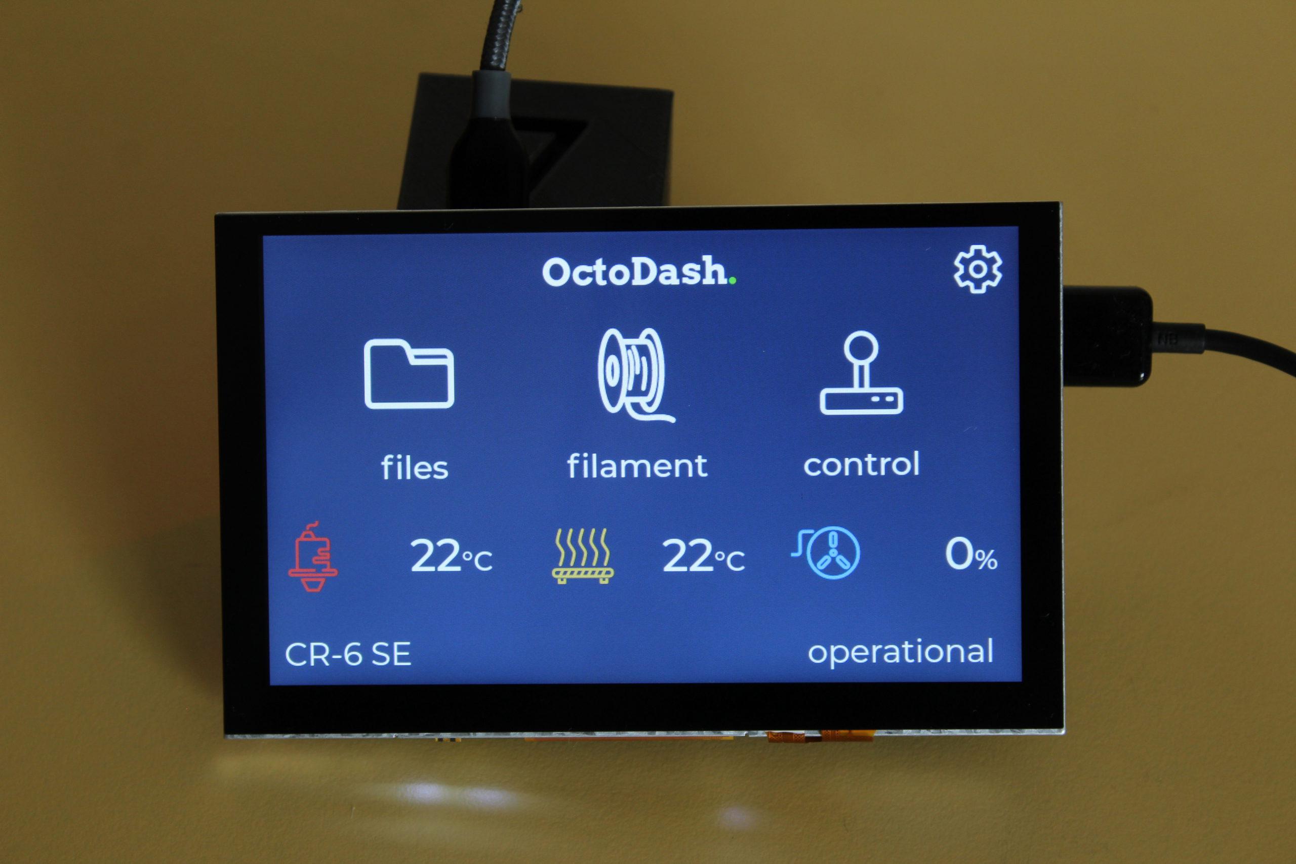 OctoDash-Homescreen-Interface