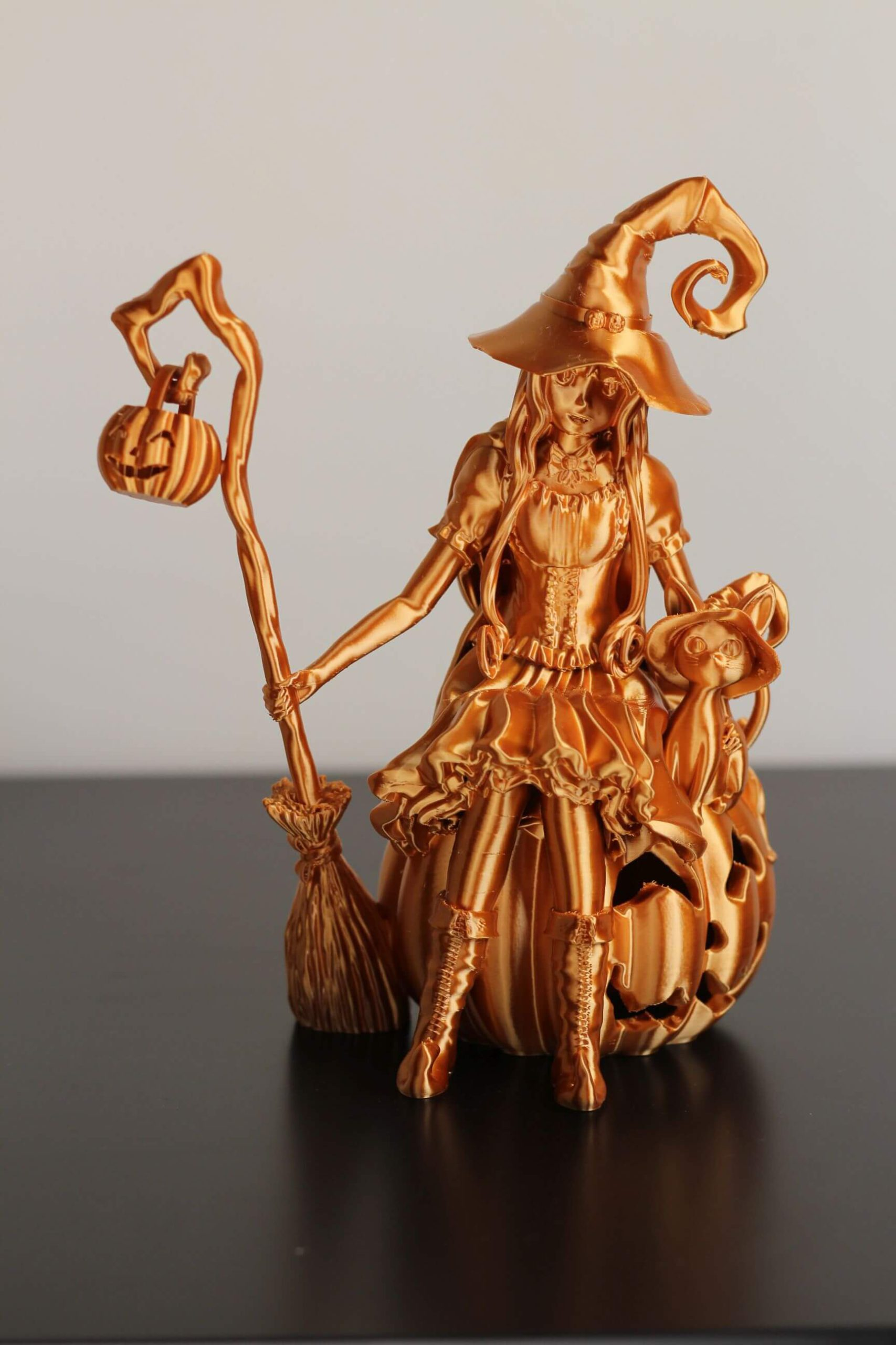 Zellae The Witch on CR 6 SE 5 scaled | Creality CR-6 SE Review: Ender 3 Evolution