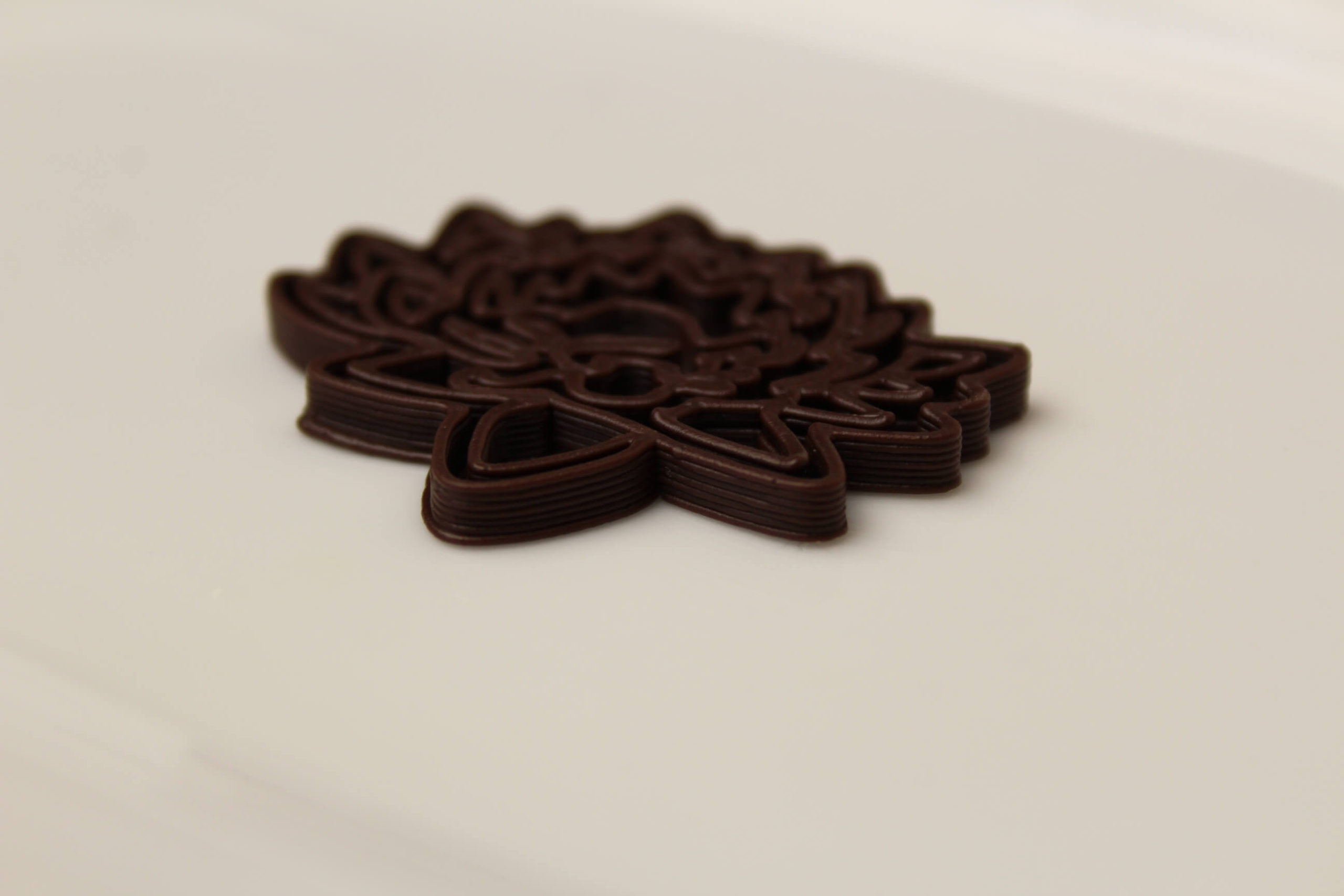 Lotus-Mycusini-Chocolate-3D-print-1