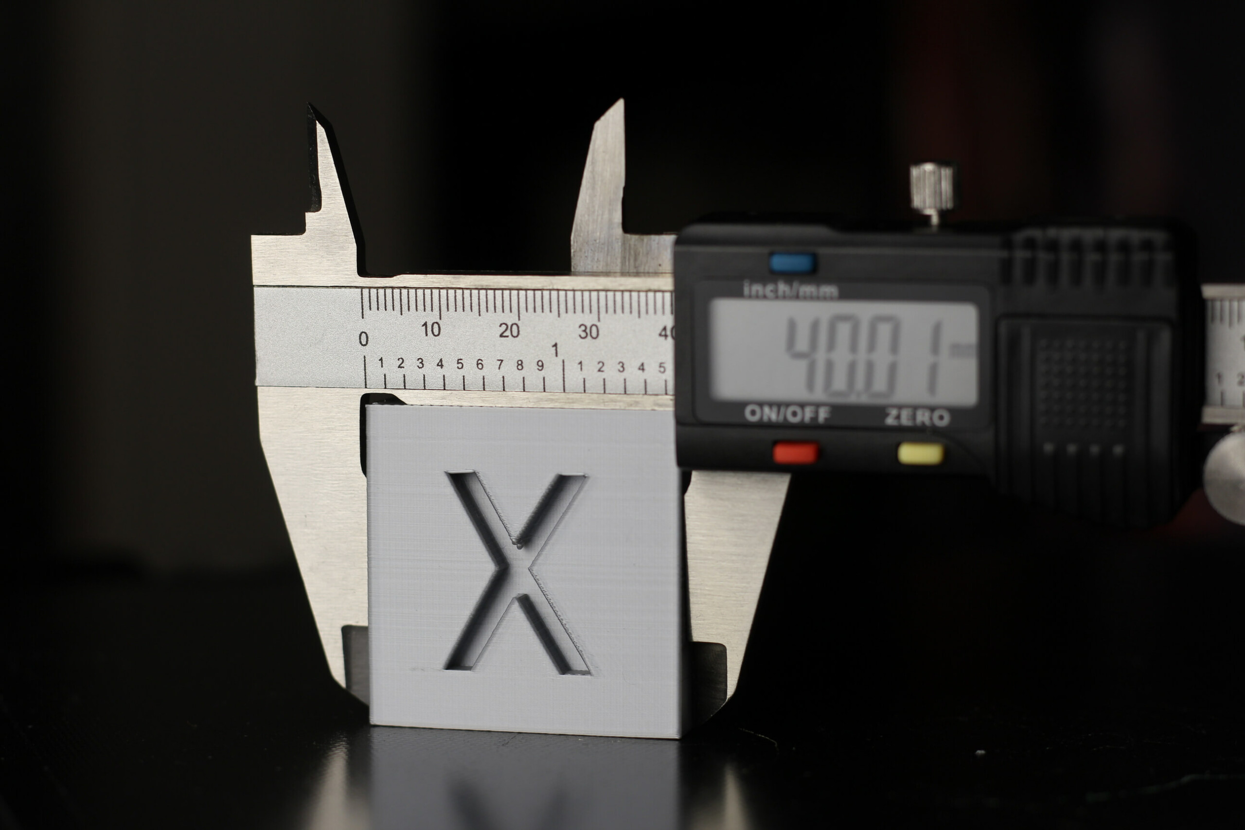 3D Printer Calibration - X-size-calibration-in-IdeaMaker
