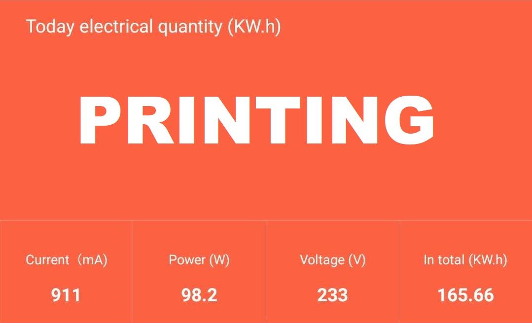 BIQU-BX-Review-Printing-power-draw
