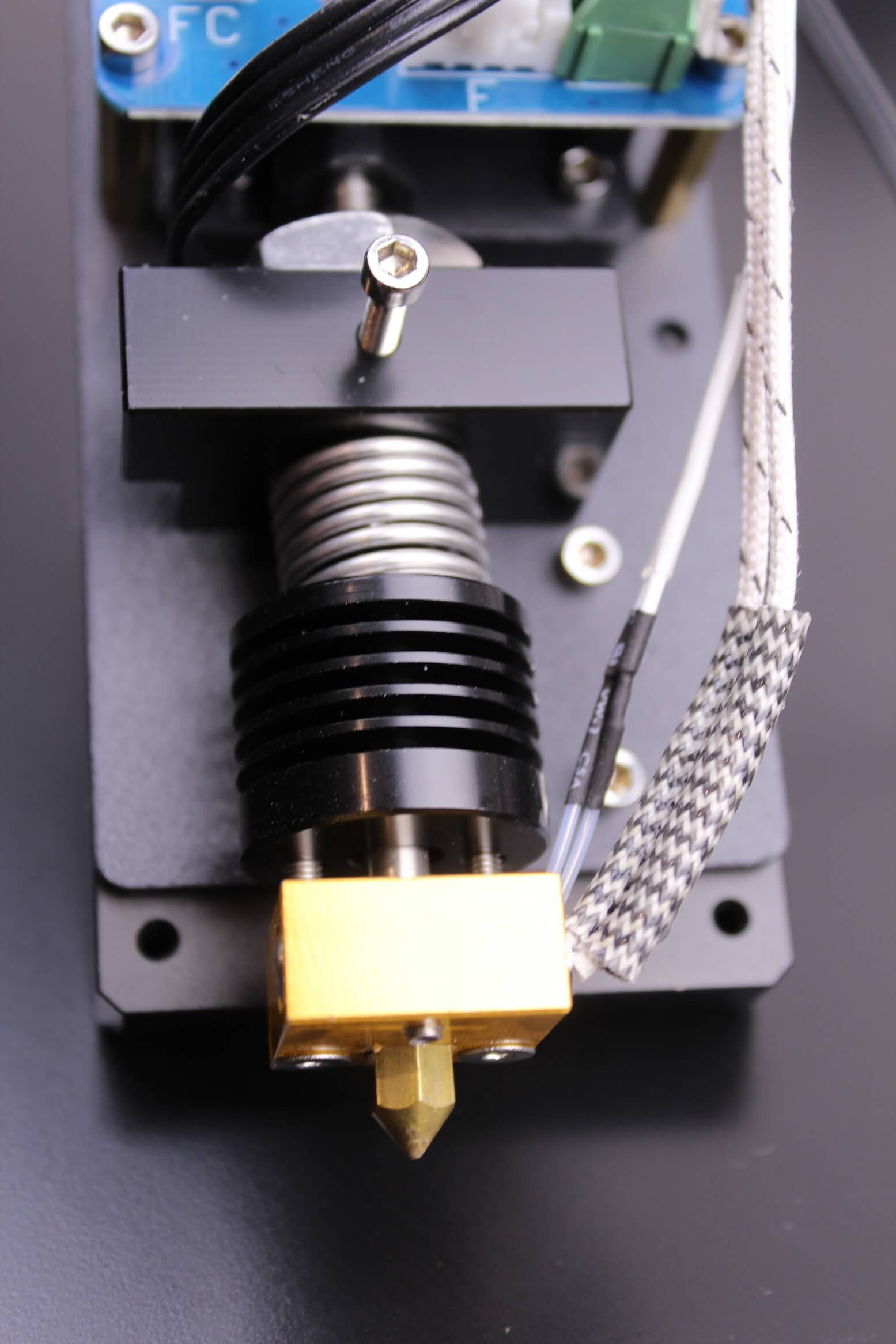 Tenlog-TL-D3-Pro-Second-Extruder-and-hotend-asembly-1