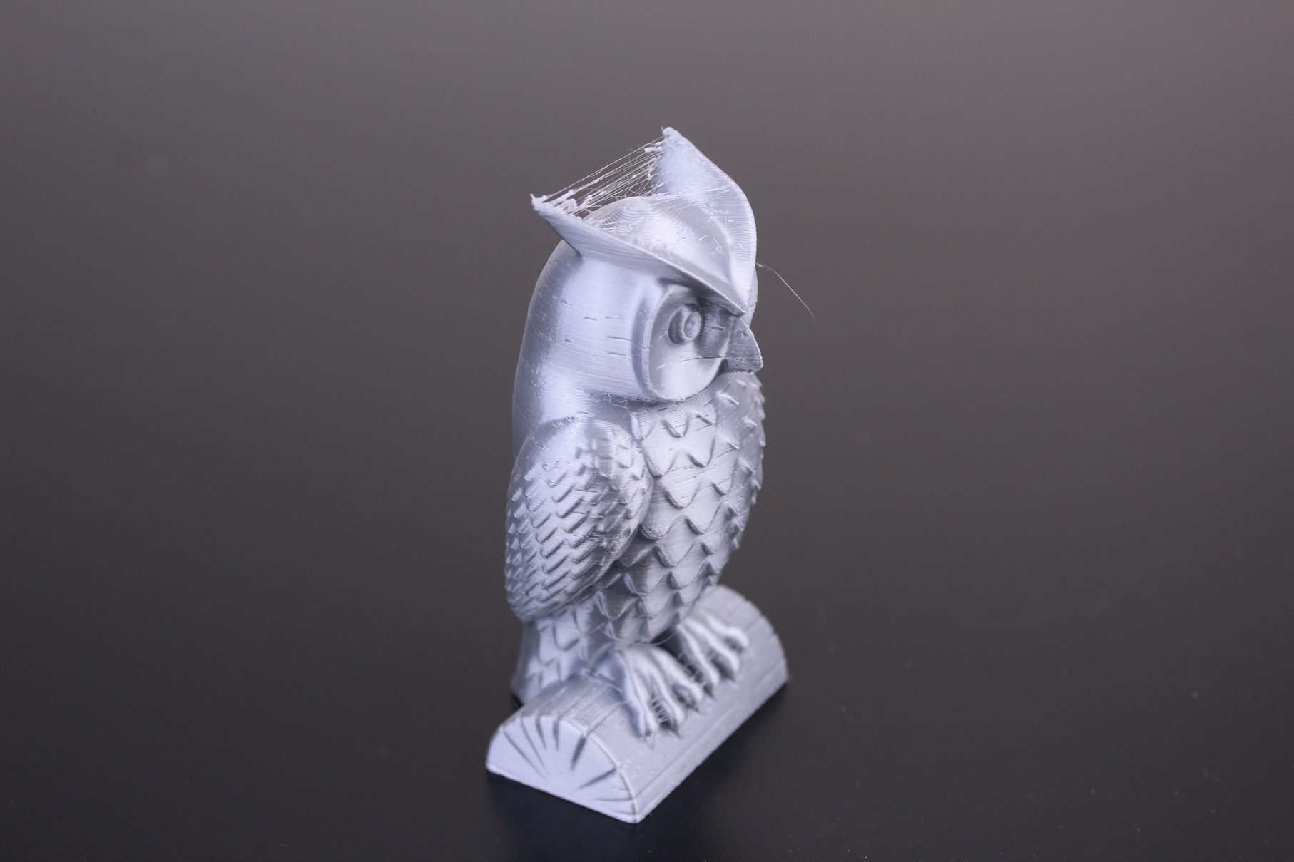 Owl-printed-on-Fysetc-Prusa-Mini-Clone-5