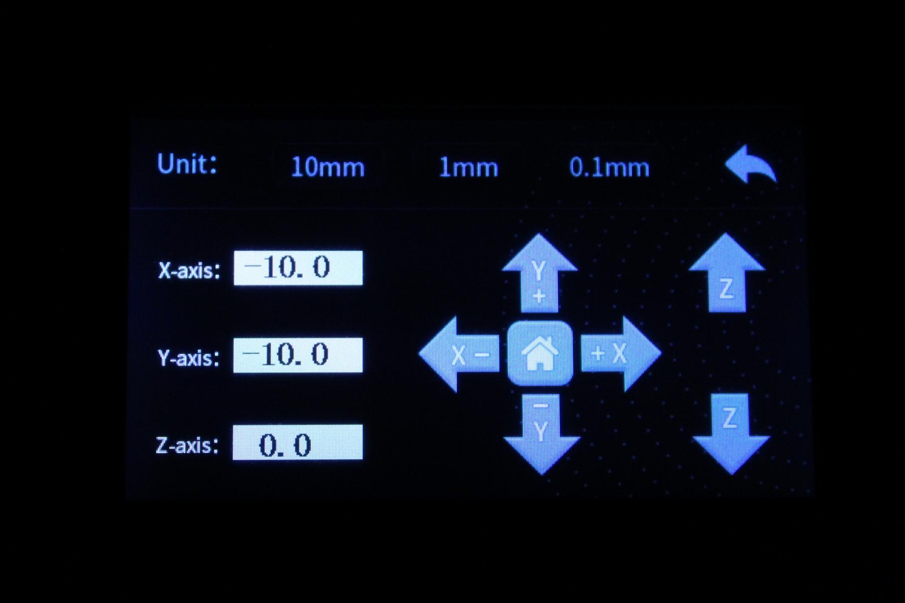 Creality-Sermoon-D1-TFT-Screen-Interface-4