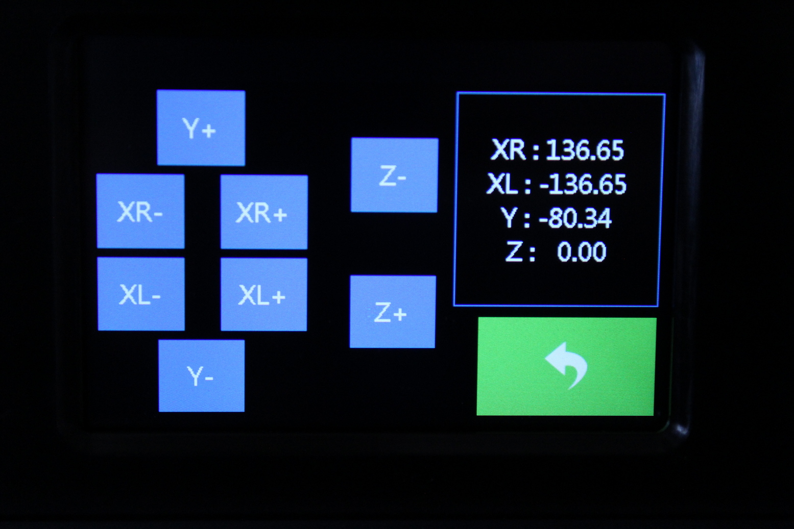 FlashForge-Creator-Pro-2-Touchscreen-Interface-3