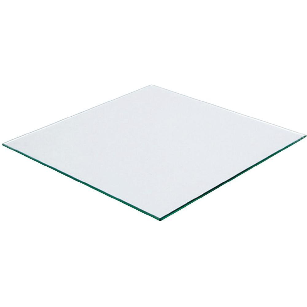 Glazen paneel voor Velleman K8200