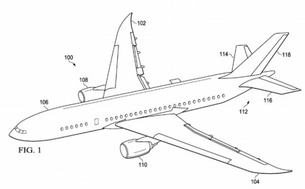 Boeing files patent for 3D-printed aircraft parts - 3D ...