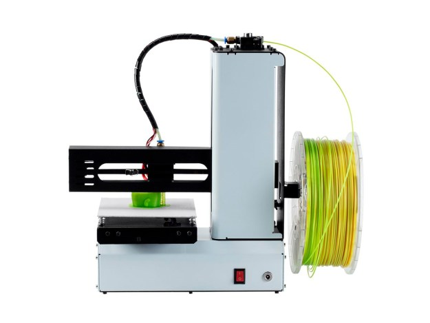 Rear view of Select Mini 3D Printer