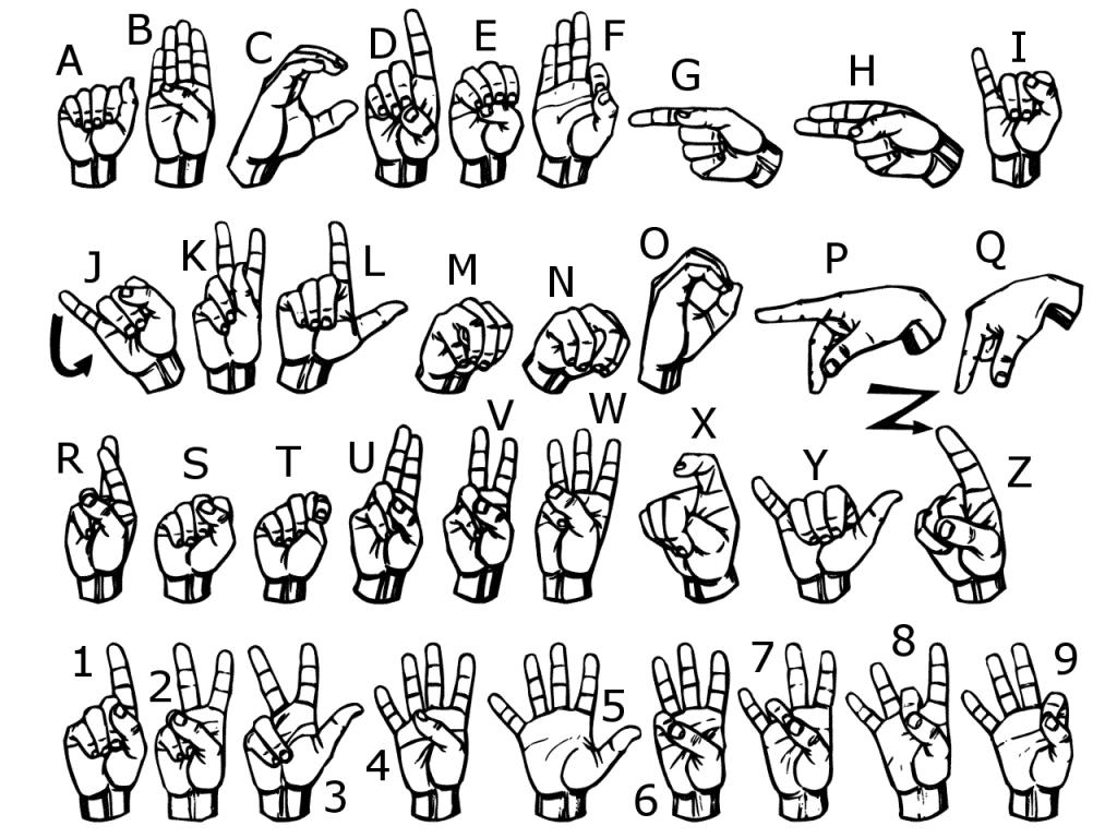 Uantwerp 3d Printed Project Aslan Crosses Sign Language