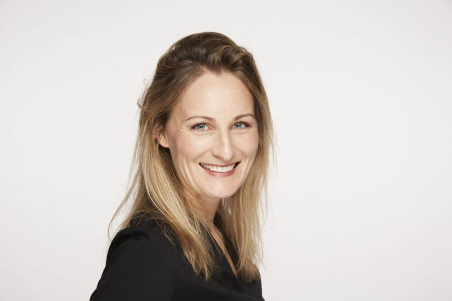 Marie Langer, the newly appointed CEO of EOS GmbH. Photo via EOS