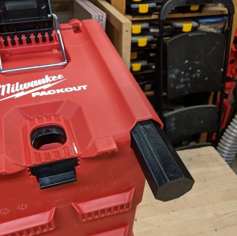 Stash Box for Milwaukee Compact Toolbox 2
