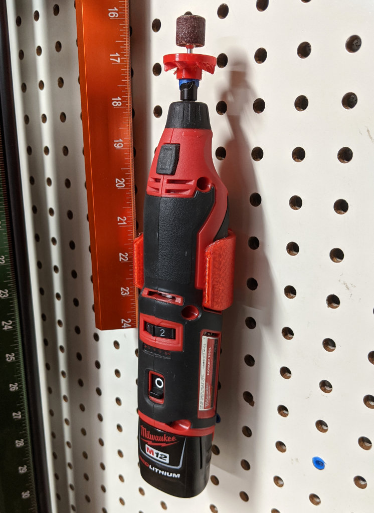 Milwaukee M12 Rotary Tool Holder