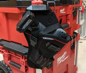 Prolock Tool Pouches on my ToughBuilt Universal Clip
