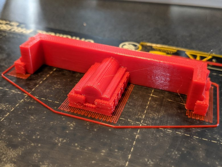 OMT Blade Holders Printed Supports