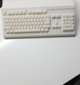Amiga 500 like Raspberry pi casing