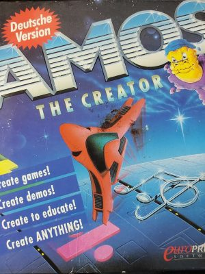 Amos the creator (Deutsch)
