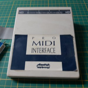 Microdeal Midi Interface