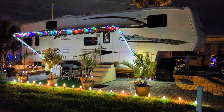 6 rv decorating ideas for the holidays