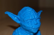 Yoda in beeindruckender Qualität (PLA)