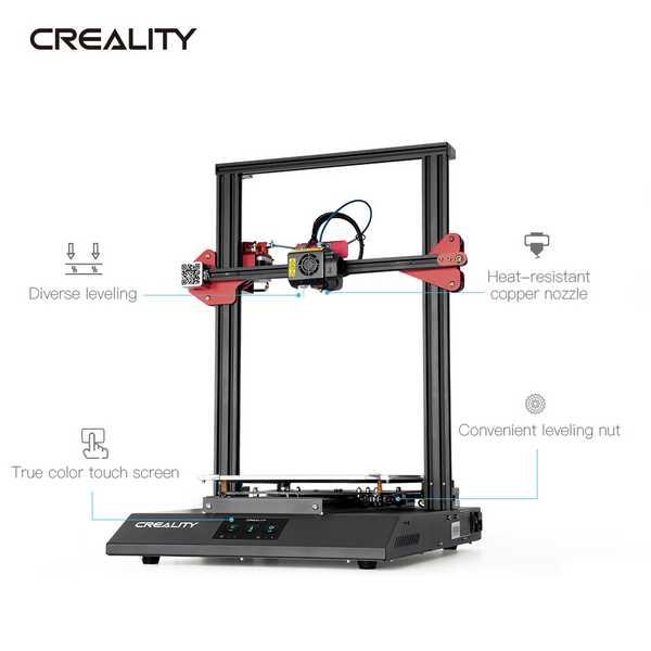 CREALITY CR-10S Pro V2 - 3D tiskalnik