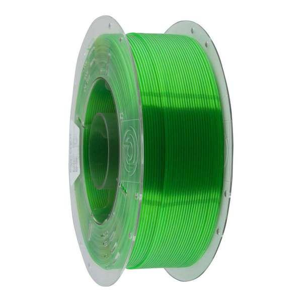 EasyPrint PETG filament Transparent Green 1.75mm 1000g