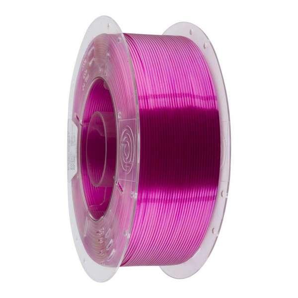 EasyPrint PETG filament Transparent Purple 1.75mm 1000g