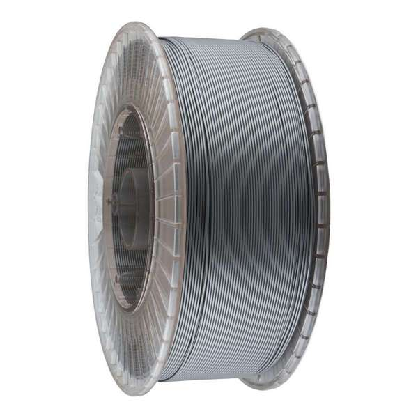 EasyPrint PLA filament Silver 1.75mm 3000g