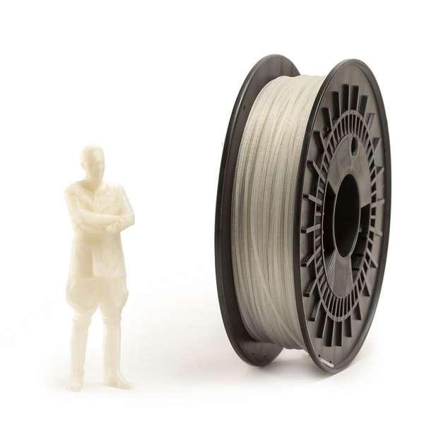 EUMAKERS NYLON filament Glass Fibre 2.85mm 500g