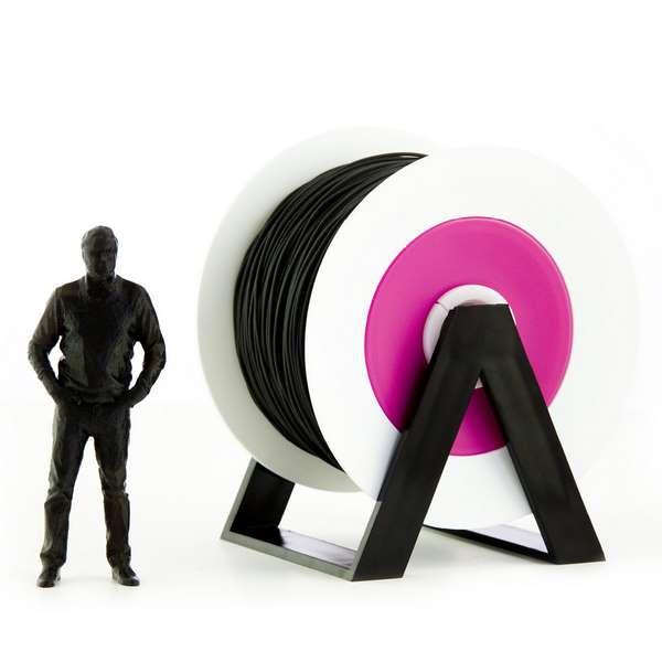 EUMAKERS PLA filament Dark Grey 1.75mm 1000g