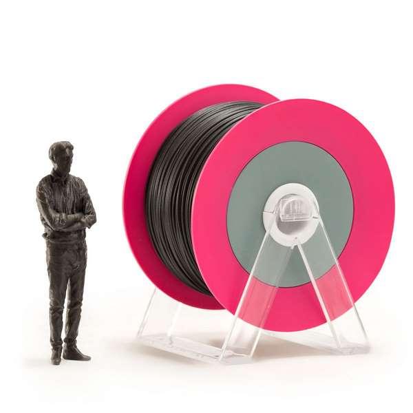 EUMAKERS PLA filament Glossy Black 1.75mm 1000g