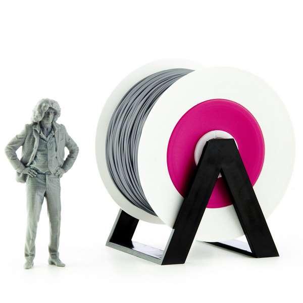 EUMAKERS PLA filament Grey 1.75mm 1000g