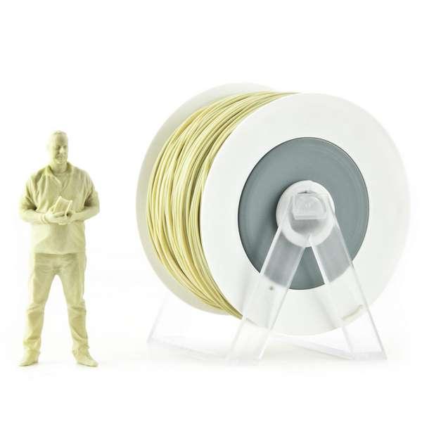 EUMAKERS PLA filament Metallic Sand Yellow 1.75mm 1000g