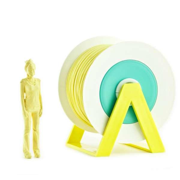 EUMAKERS PLA filament Ochre Yellow 1.75mm 1000g