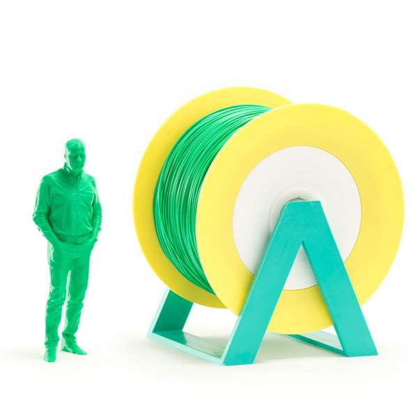 EUMAKERS PLA filament Green Fern 2.85mm 1000g